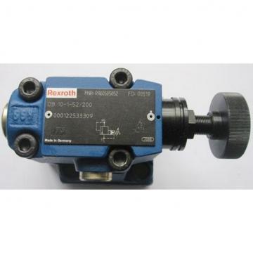 REXROTH 3WE 10 A5X/EG24N9K4/M R901278770 Directional spool valves