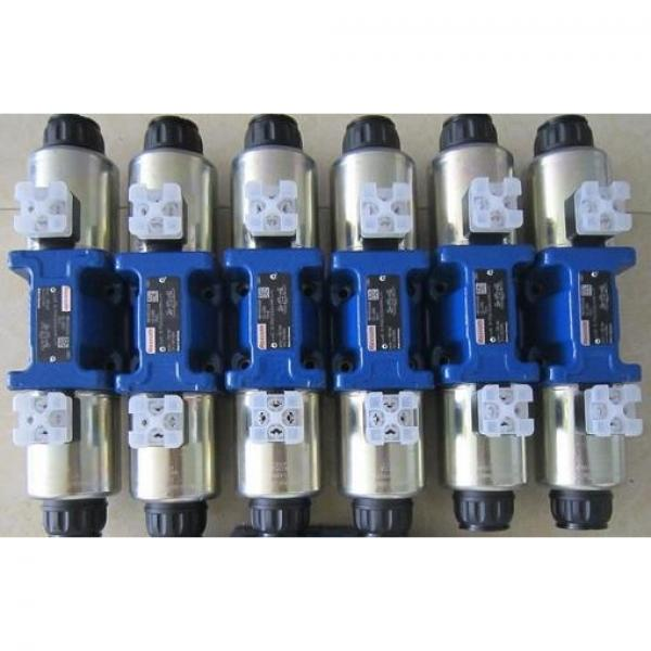 REXROTH 4 WMM 6 E5X/F R900408269 Directional spool valves #1 image