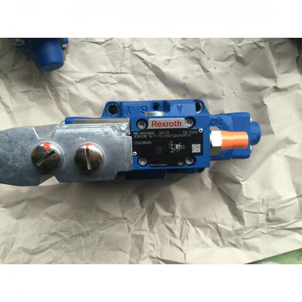 REXROTH 4 WMM 6 E5X/F R900408269 Directional spool valves #2 image